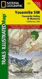 Yosemite SW: Yosemite Valley and Wawona