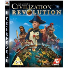 Sid Meier's Civilization: Revolution PS3