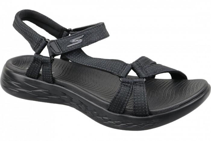 Sandale sport Skechers On The Go 600 15316-BBK pentru Femei
