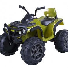 Mini ATV electric Quad Offroad cu Telecomanda STANDARD Verde