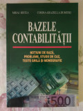 Bazele contabilitatii - Mihai Ristea, Corina-Graziella Dumitru