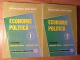 ECONOMIE POLITICA VOL.1-2-CONSTANTIN ENACHE, CONSTANTIN MECU
