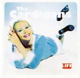 CD The Cardigans – Life, original, rock