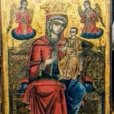 Icoana Imparateasac Maica Domnului cu Pruncul