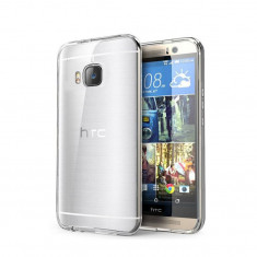 Husa Silicon HTC One M9 Clear Ultra Thin