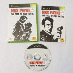 Joc Xbox Classic - Max Payne 2 The Fall of Max Payne