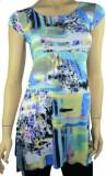 Bluza cu maneca scurta pentru gravide DUE BDDE9V, Multicolor