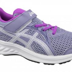 Pantofi alergare Asics Jolt 2 PS 1014A034-500 pentru Copii, 27, 28.5, 29.5, 30, 30.5, 33, Violet