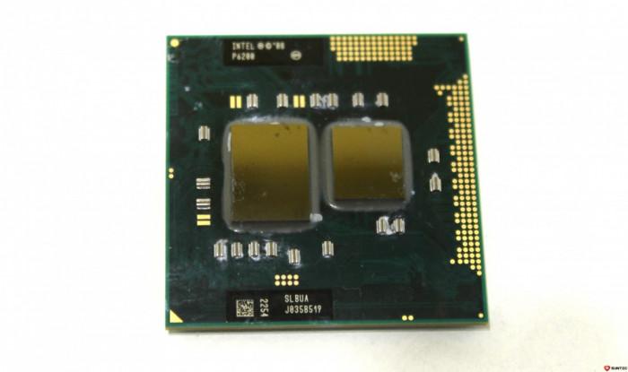 Procesor Intel Pentium Dual-Core P6200 2.13GHz socket G1 SLBUA