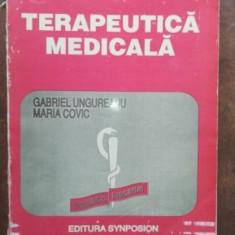 Terapeutica medicala- Gabriel Ungureanu, Maria Covic