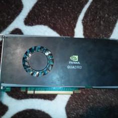 placa video NVIDIA QUADRO fx 3800 - coler defect