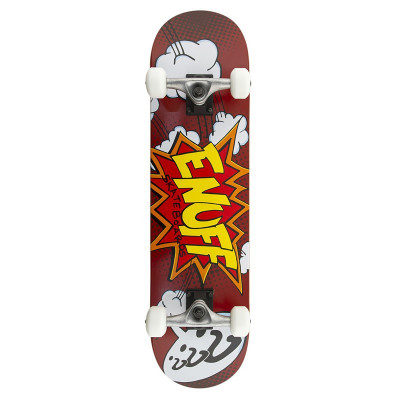 Skateboard Enuff Pow red 31x7,75inch foto