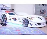 Cumpara ieftin Cadru de pat pentru copii Speedy White
