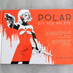 Vand Comic Polar Vol 2 Eye for an Eye Dark Horse Books (Benzi Desenate)