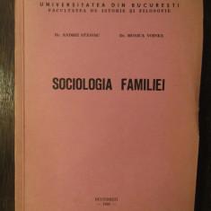 A. Stanoiu , M. Voinea -SOCIOLOGIA FAMILIEI