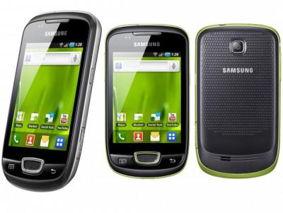 Vand Telefon Mobil Samsung S5570 liber de retea la 100lei foto