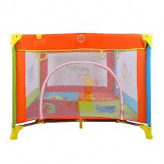 Tarc de joaca multicolor, Zen Art Deco