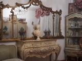 Oglinda vintage/antica,baroc/Ludovic, 2,4m,inceput sec XX, 1900 - 1949