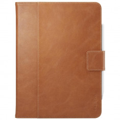 Husa Spigen Stand Folio V2 iPad Pro 12.9 inch (2018) Brown