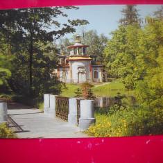 HOPCT  45420  PAVILIONUL ZECE /PARCUL ECATERINA -PUSKIN  RUSIA -NECIRCULATA, Printata