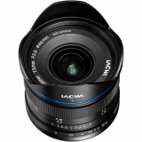 Cumpara ieftin Obiectiv Manual Venus Optics Laowa wide-angle 7.5mm f/2 Negru pentru Olympus si Panasonic MFT M4/3