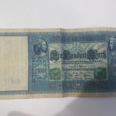 Bancnote Germania - 100 marci 1910