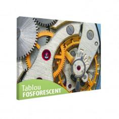 Tablou fosforescent Mecanism de ceas