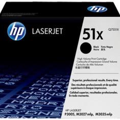 Toner original HP 51X Black LaserJet Q7551X