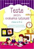 Cumpara ieftin Teste pentru evaluarea națională clasa a II-a