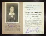 Cumpara ieftin Carnet de identitate pentru elev 1923 Liceul Ep. Teutsch Sighisoara