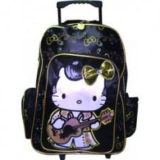 Troler copii Hello Kitty Gold