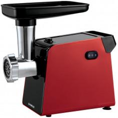 Masina de tocat Samus SMT-1210, 1200 W, Rosie + Accesorii de carnati si rosii
