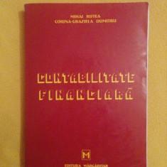 Contabilitate financiara - Mihai Ristea, Corina Graziela Dumitru