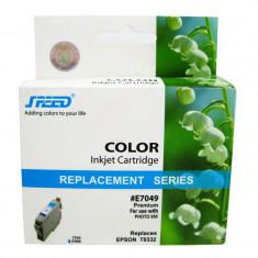 Cartus cerneala compatibil cu Epson T332,C13T03324010 foto
