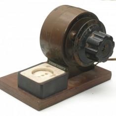 Transformator toroidal 0 - 250 V, 1.6 Amperi.
