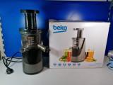 Storcator cu melc fructe si legume Beko SJA2209T, 200W