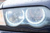 Angel Eyes SMD compatibil BMW seria 3 E46 far fara lupa ManiaCars