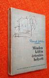 Minden kulon ertesites helyett - Panek Zoltan 1957