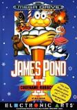 Joc SEGA Mega Drive James Pond II Codname ROBOCOD - AEF