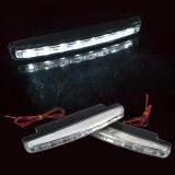 Cumpara ieftin Proiectoare led DRL lumini de zi 8 led