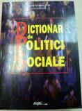 DICTIONAR DE POLITICI SOCIALE-LUANA MIRUNA POP 2002
