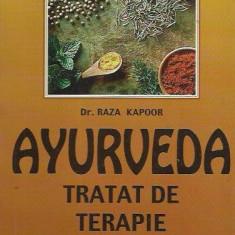 AS - DR. KAPOOR RAZA - AYURVEDA TRATAT DE ALIMENTATIE VOL. 2