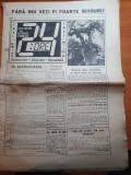 Ziarul 24 ore din 7 februarie 1990-ziar din iasi