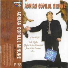 Caseta Adrian Copilul Minune ...Și Invitații, originala, holograma