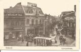 @ carte postala -BUCURESTI -Strada Lipscani -rara