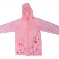Pelerina de ploaie pentru fetite Susino PSSN2R, Roz