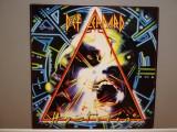 Def Leppard – Hysteria (1987/Mercury/RFG) - Vinil/Vinyl/Impecabil