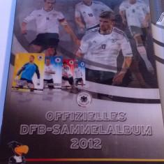 Album fotbal de colectie cartonase jucatorii nationalei Germaniei 2012