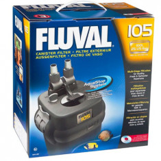Filtru extern acvariu, FLUVAL 105, pt.100 L, Hagen