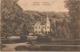 România, Bistriţa, carte poştală ilustrată, circulată intern, 1927